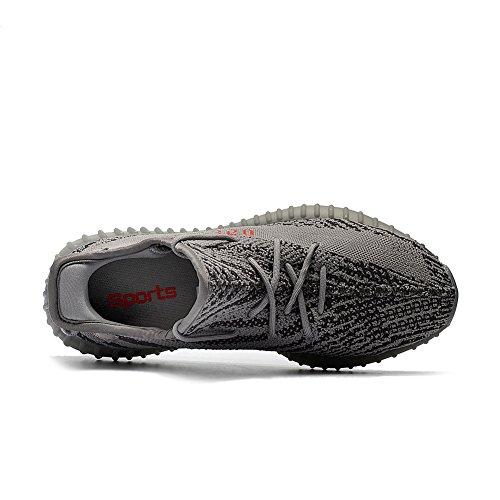 Sneakers Sneakers Sportive Traspiranti Da Uomo Velluto 350g Zigor Colore Grigio