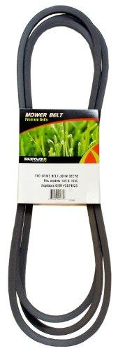 Mower Belt for John Deere GX21833 and Ariens 07217400 - Maxpower 336386