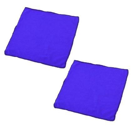 Amazon.com: eDealMax 2 x del parabrisas del coche Lavado Limpiador de toallas de limpieza: Automotive