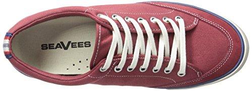 Seavees Hommes 05/65 Westwood Tennis Sneaker De Mode Standard Rouge