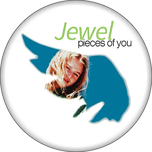 Jewel - Pieces Of You Album Cover - 1.25