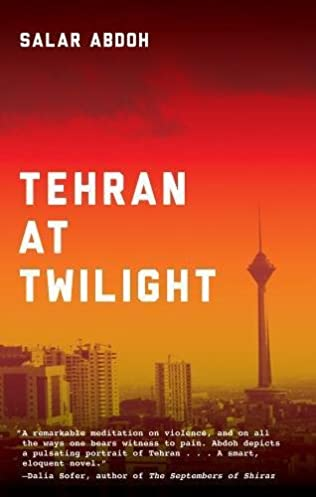 book cover of Tehran at Twilight
