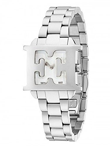 Escada Women's IWW-E2005011 Estelle Analog Display Swiss Quartz Stainless Steel Watch with Mother-of-Pearl Dial