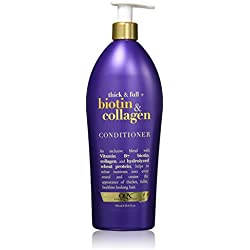 OGX Thick & Full Biotin & Collagen Conditioner, 25.4 Ounce