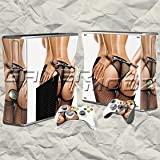 Handcuffs XBOX 360 Standard Skin Set - Console with 2 Controllers