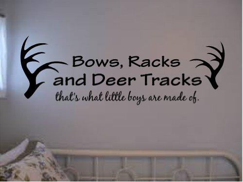 RACKS TRACKS LITTLE HUNTING OUTDOORS product image