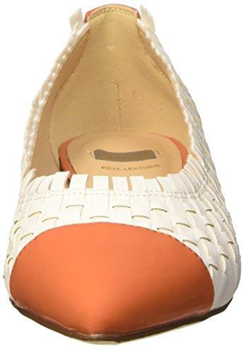 BATA 5210472, Bailarinas Para Mujer Naranja (Arancione)