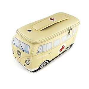 41QhPmLYieL. SS300 Brisa VW Collection - Volkswagen T1 Bulli Bus Universal-Schmink-Kosmetik-Kultur-Reise-Hausrats-Tasche-Mäppchen-Beutel