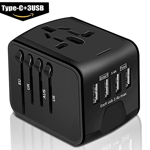 Universal Travel Adapter - Whzld International ...