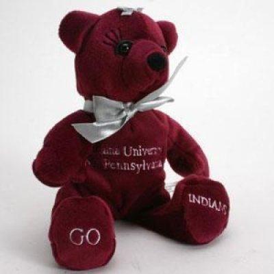 Campus Originals Indiana Of Pennsylvania Indians Girl Bear