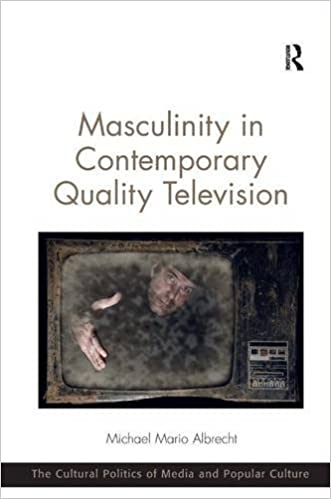 Mario Albrecht amazon com masculinity in contemporary quality television the