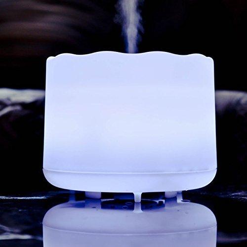 ZAQ Lotus Aroma Essential Oil Diffuser LiteMist Ultrasonic A