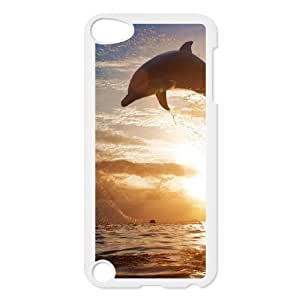 iPod Touch 5 - Personalized design with Dolphin pattern£¬make your phone outstanding