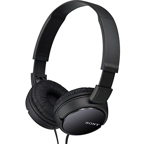 Sony MDR-ZX110 Extra Bass Wired Stereo Headphones ...