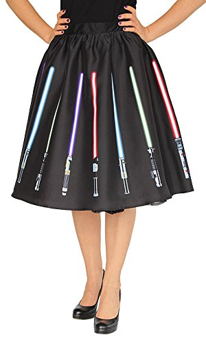 Star Wars Lightsaber Skirt (X-Small) - Star Wars Dresses