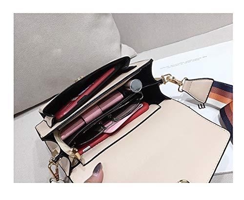 Fire 8cm 21cm 2019 Sac Simple Joker Nouveau Femelle Bag Broadband À Couleur Bandoulière 14cm Super Lidoudou qw0aSRZ