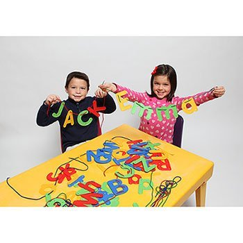 6905 READY2LEARN Lowercase Lacing Alphabets by Center Enterprise ()