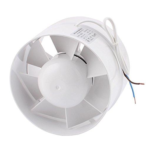 UXcell AC 220V 18W Kitchen Bathroom Exhaust Fan Ventilato...