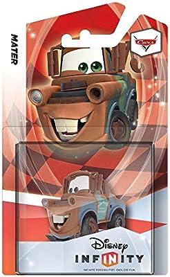 Disney Infinity - Figura Cars: Mate: Amazon.es: Videojuegos