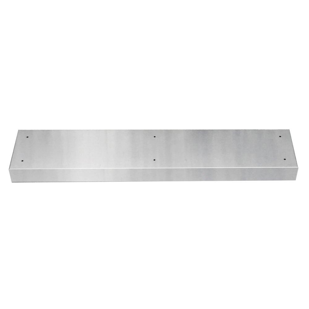 Windster Hood WE36 Optional Stainless Steel Range Hood Wall Extension, 36-Inch