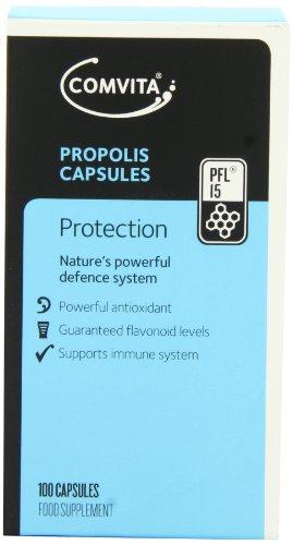 Comvita Propolis PFL15 Capsules, 100 Count