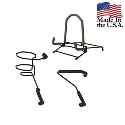 String Swing Electric Guitar Stand and Drink Holder For Mic Stand Combo Pack Gig Bag Kit for On Stage Electric Guitar Cabinet