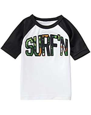 Baby Toddler Boys' Little Surfn Rashguard