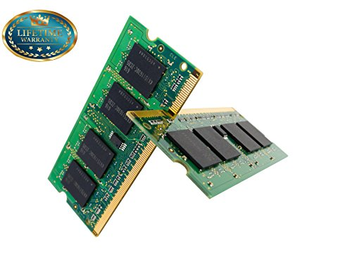 CenterNEX® 1GB Memory KIT (2 x 512MB) For HP-Compaq Business Notebook Series 2230s 8510w (Mobile Workstation). SO-DIMM DDR2 NON-ECC PC2-6400 800MHz RAM Memory. 8510 Series