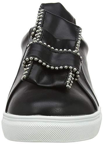 Donna 0001 Stud Lost Ink On Black black Sneaker Hetti Wf Slip vwUwq0g