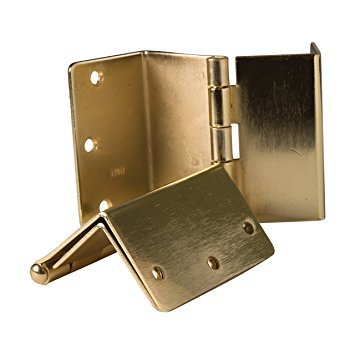 Handicap Brass Expandable Door Hinges - 2 Hinges by MARS Wellness (Image #5)
