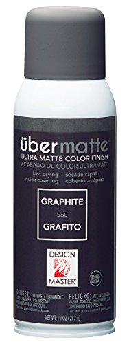Design Master 560 Ubermatte Spray, Graphite