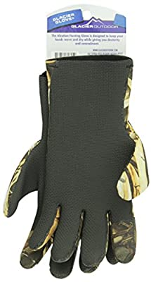 Glacier Glove Aleutian Full-Fingered Neoprene Fleece Lined Glove
