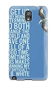 tiffany moreno's Shop First-class Case Cover For Galaxy Note 3 Dual Protection Cover Sibling Quotes 1627363K32579212