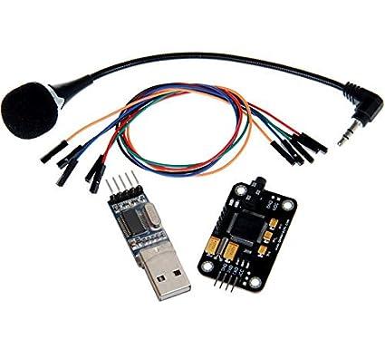 Amazon com: Sunigo Voice Recognition Module Kit with