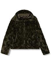 Vero Moda Vmcurl Hoody Faux Fur Short Jacket Boos Kadın Ceket
