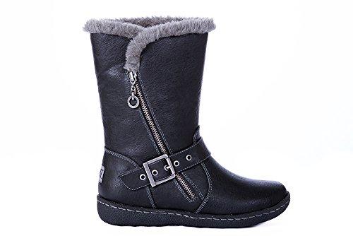 Boots Ladies Graphite Pixie Poppy Poppy Pixie Ladies Xz0qU0