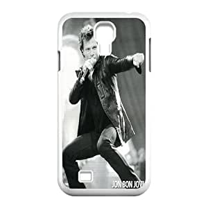 JenneySt Phone CasePopular Music Band - Bon Jovi For SamSung Galaxy S4 Case -CASE-6