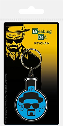 Amazon.com: Llavero – Breaking bad – flask – 1.8 x 2.4 inch ...