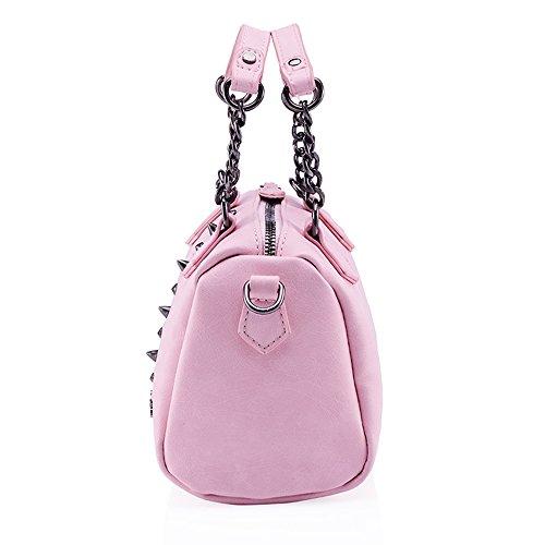 Barbie BBFB307 2017 Colección Nueva Bolsos Mujeres de Vintage Casual de Simple Moderno Rosa
