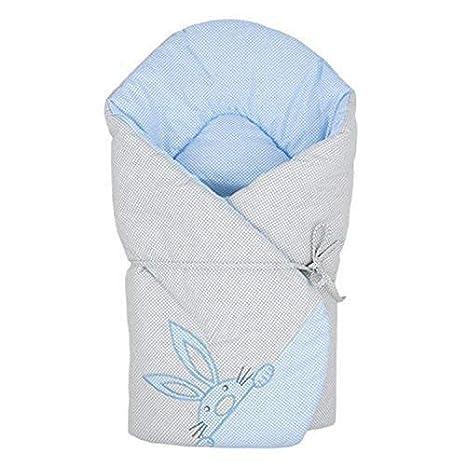 Sevira Kids - Saco dormir demmaillotage multiusos en 100% algodón - Nido de