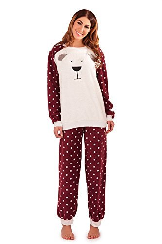 Donna Pigiama pezzi Teddy due Loungeable x4a7qnxw