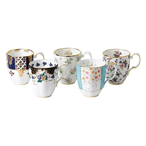 100 years mug set