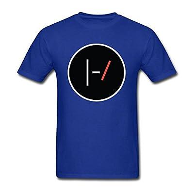Men's American Popular Band Twenty One Pilots Fan Short Sleeve T-Shirt