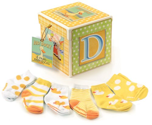 Michel Design Works Just Ducky Sock Gift Set
