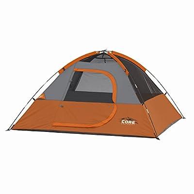CORE 3 Person Dome Tent - 7' x 7'