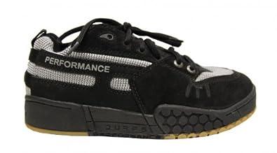 b5c5f4efe85c Duffs Performance Skateboard Shoes Black