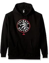 NBA Men's Full Primary Logo Fleece Hoodie