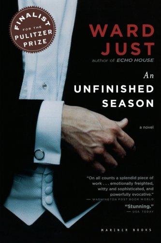 An Unfinished Season: A Novel pdf epub