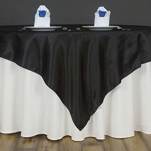 Top 10 best overlay tablecloth black 2020