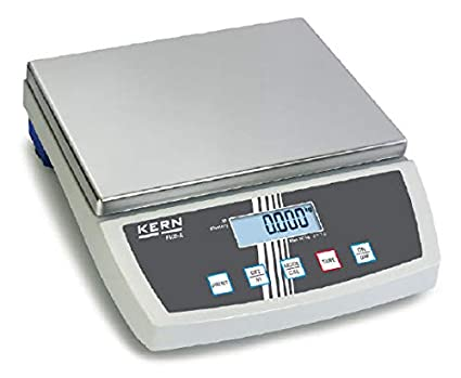 340/mm x 240/mm Platform G Weighing Area 30/kg Kern 30/FKB-A Table Scale : /± 3 Linearity Graduation 1/GR